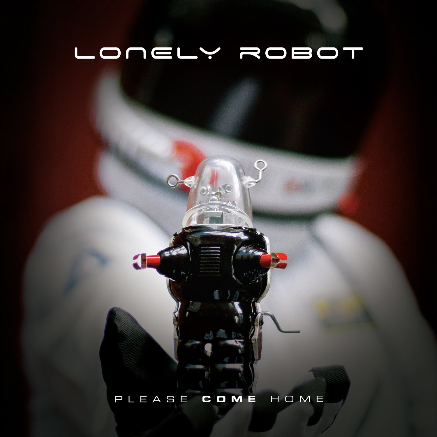 Lonely Robot Please Come Home