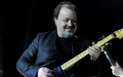 Steve Rothery Featured Artist of The Week