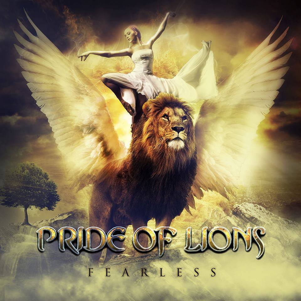 pride of lions