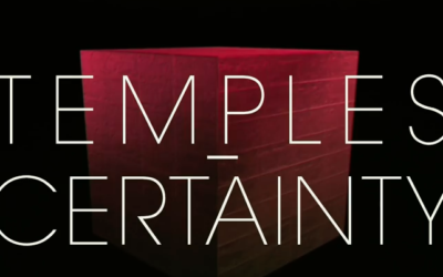 Featured Video Of The Week // Temples // Certainty
