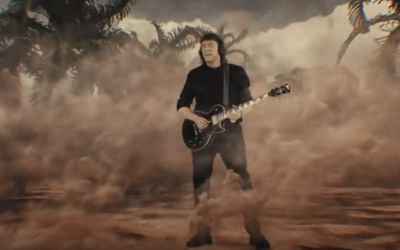 Steve Hackett – Behind The Smoke // Featured Video of The Week