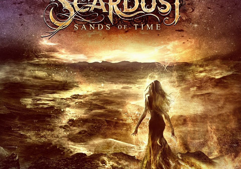 "Scardust | Sands Of Time Album Review October 2017 ""Israel Metal Series #1"""