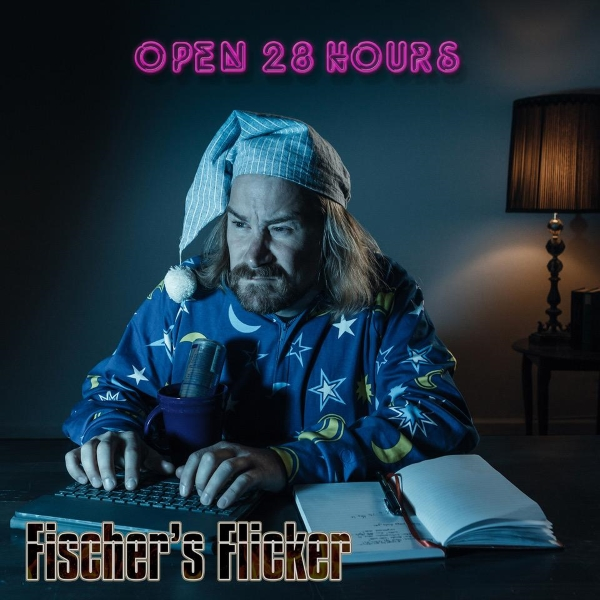 "Effervescent Prog-Rock Ensemble Fischer's Flicker Releases New Album ""Open 28 Hours"