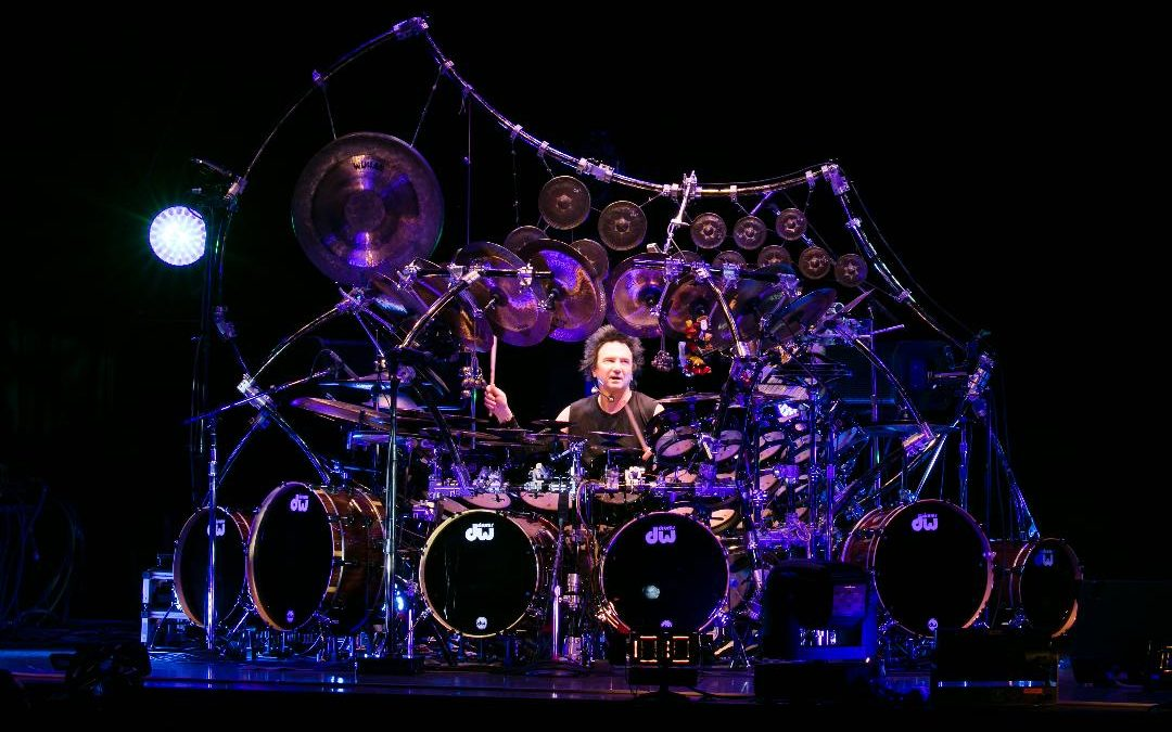 "Drum Legend Terry Bozzio's ""Reality Tour"" 2018 North America"