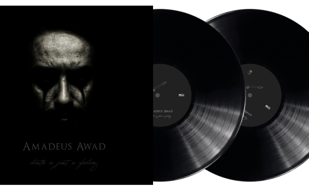 """Amadeus Awad """"Death Is Just A Feeling"""" Vinyl Now Available For Pre-order"""