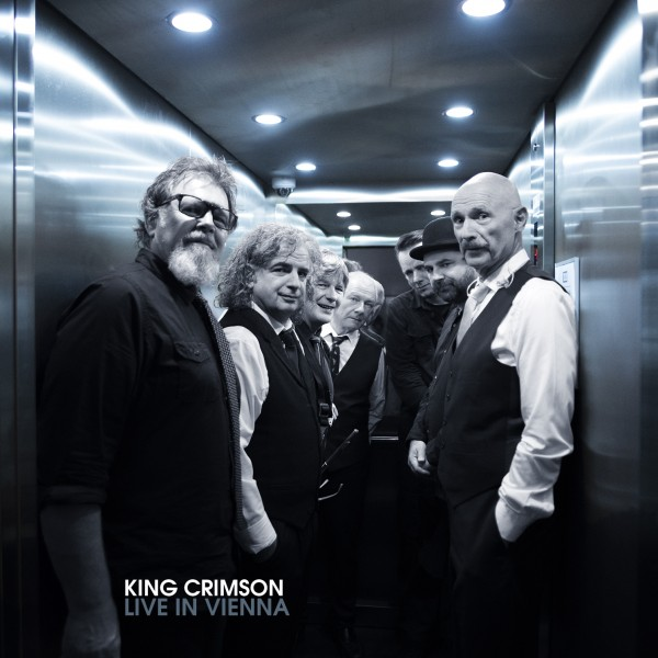 King Crimson To Release Live In Vienna