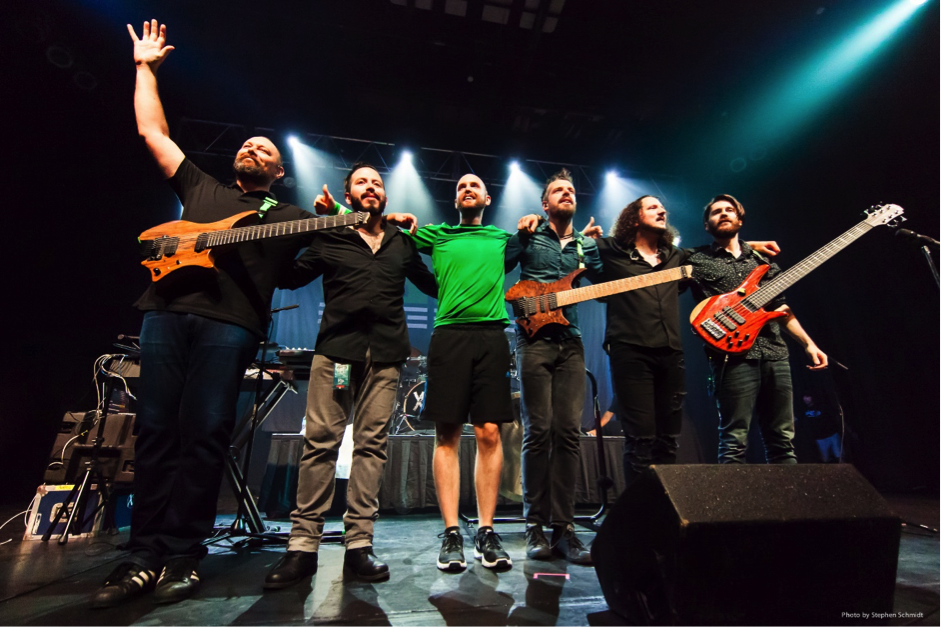 HAKEN Launch 'The Endless Knot' Live in Amsterdam Clip