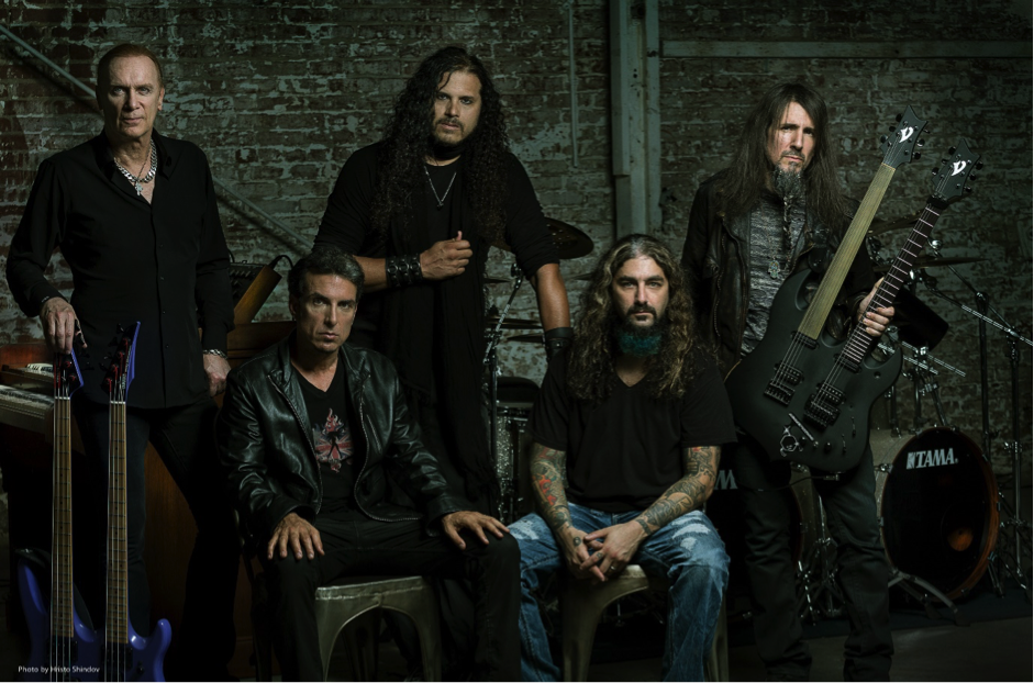 SONS OF APOLLO – launch video for 'Signs of the Time' ahead of European tour dates