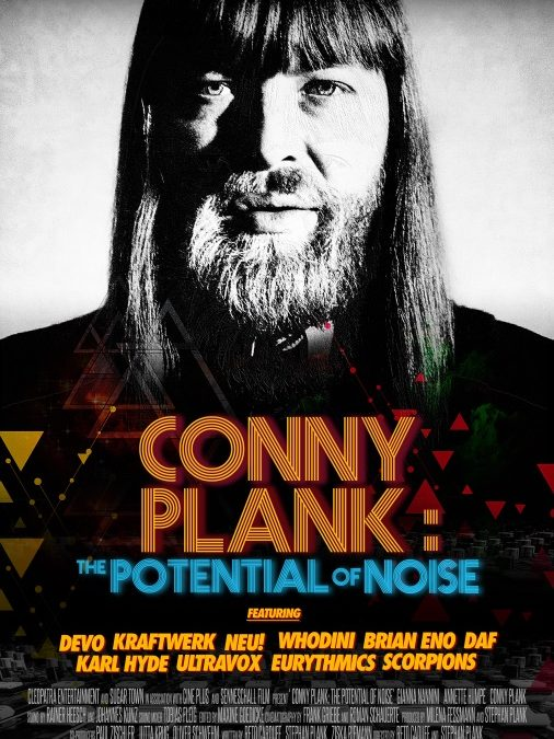 Cleopatra Entertainment Secures North American and UK Distribution Rights for Conny Plank Documentary Film