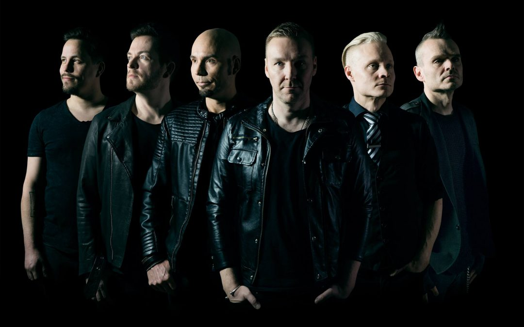 Poets of The Fall release second single Dancing on Broken Glass + video