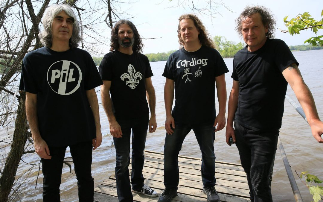 "VOIVOD – ""Always Moving"" 7"" EP released and video launched;  European Tour"