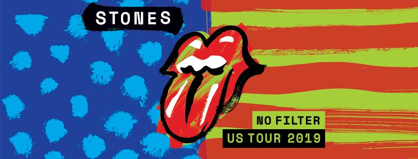 ROLLING STONES NO FILTER US TOUR 2019 ANNOUNCED!