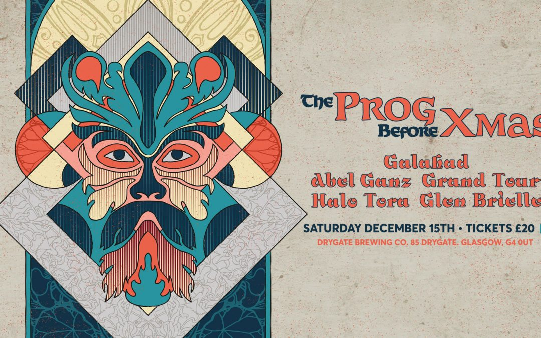 The Prog before Xmas – 2018 on Saturday 15th December 2018