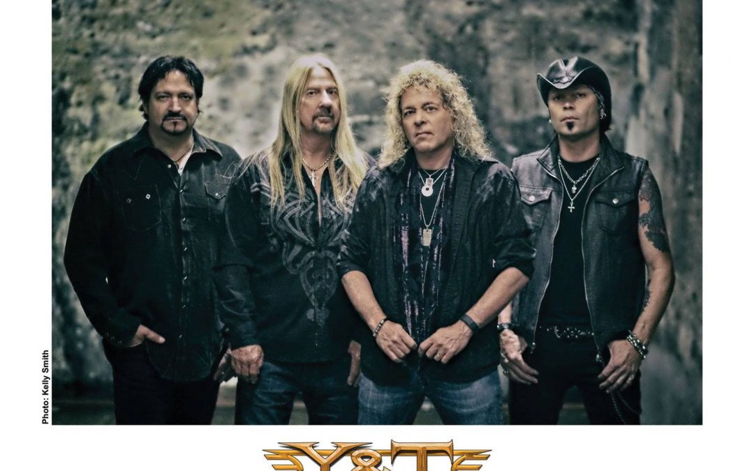 Y&T And the Award Goes To . . .