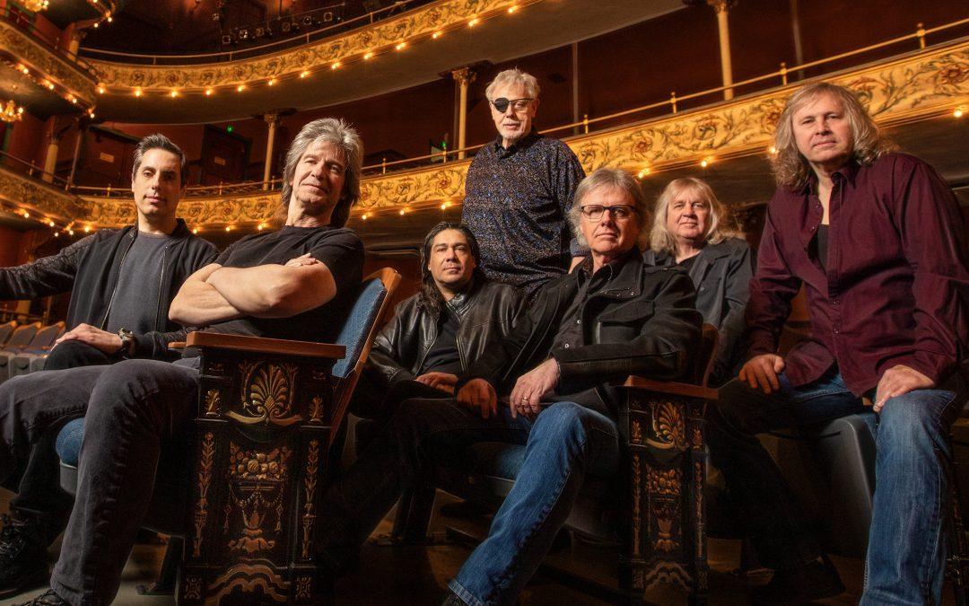 Kansas – 'Point of Know Return' Anniversary Tour Resumes March 1st