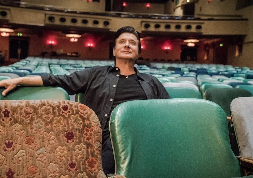 Steve Perry Releases We're Still Here – Official Music Video