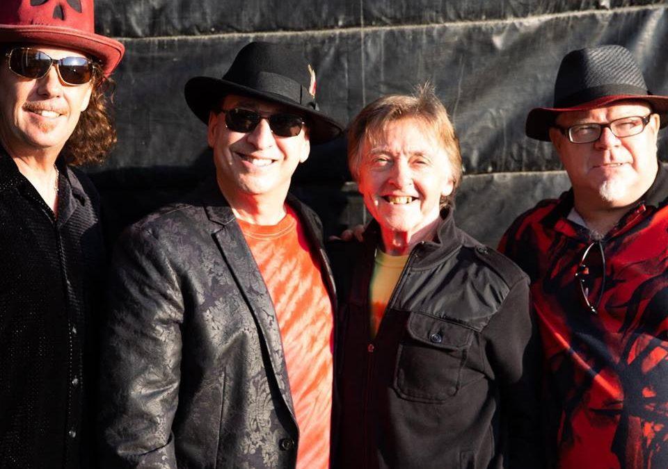 "The RAZ Band Feat. Badfinger Legend Joey Molland To Release New Album ""#9"""