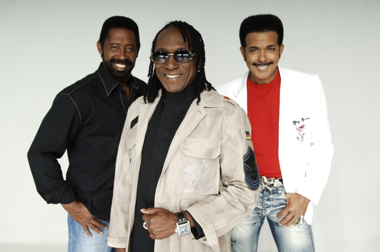 Motown and R&B Legends The Commodores Receive Honors From Two Alabama Cities!