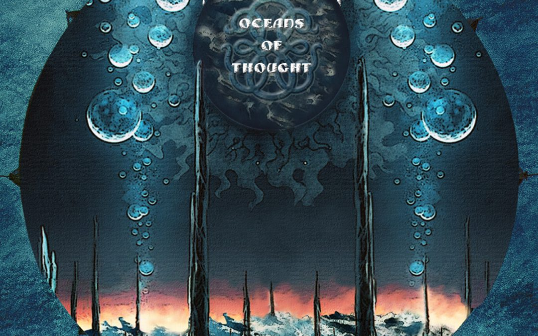 """Marco Ragni to release """"Oceans of Thought"""" featuring members of Airbag, Wobbler, and Gekko Projekt, among others"""