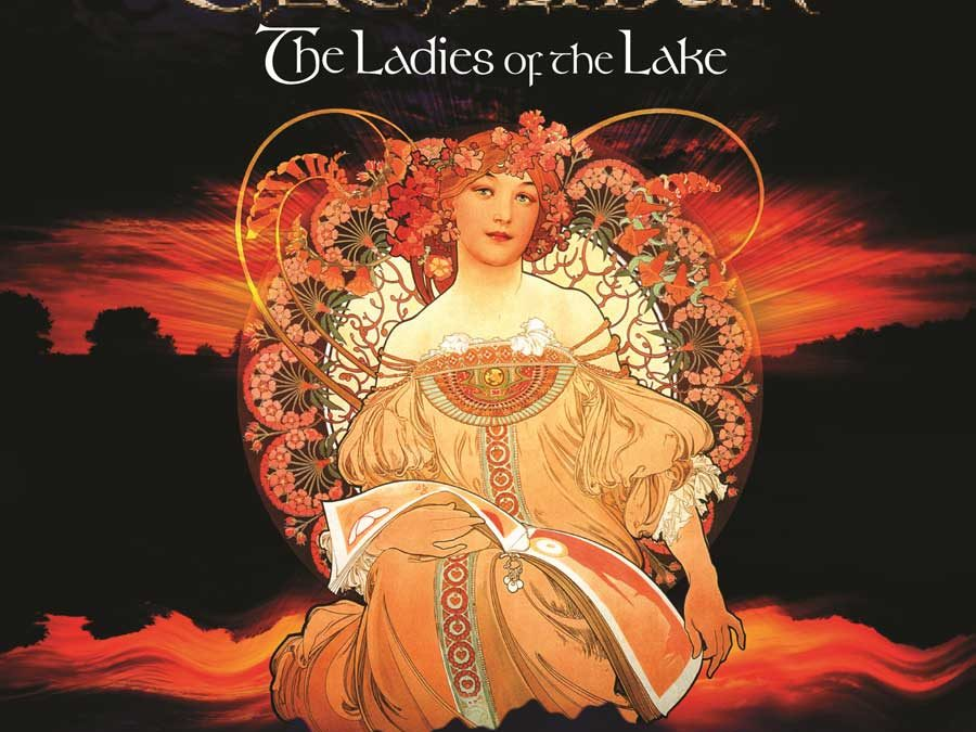ALAN SIMON – EXCALIBUR  LADIES OF THE LAKE – BABAÏKA PRODUCTIONS
