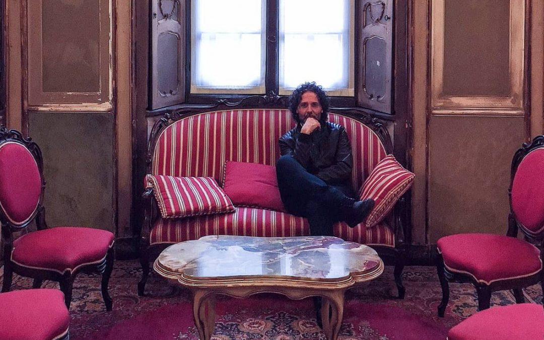 Marco Ragni Speaks to Power of Prog about Life and Music