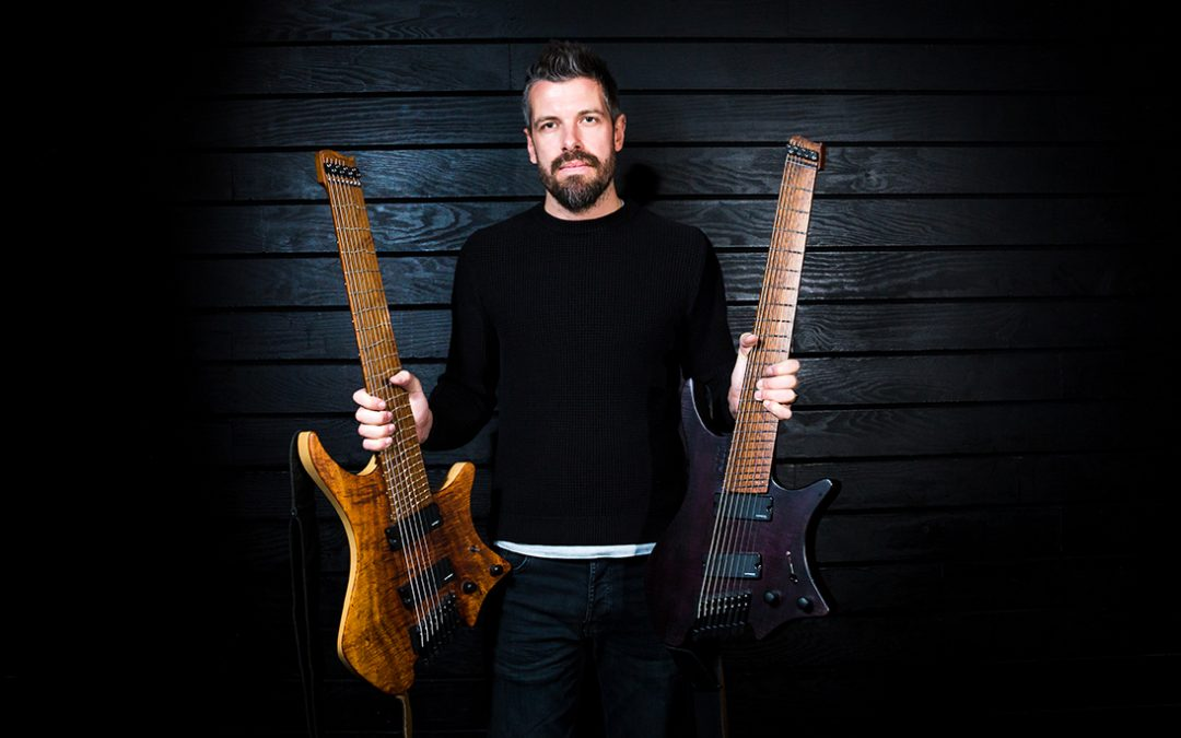 "Haken guitarist Richard Henshall releases first single ""Twisted Shadows"" from upcoming solo album!"