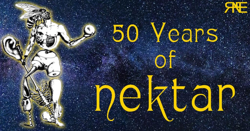 "Prog Legends Nektar Celebrate 50th Anniversary With New Studio Album ""The Other Side"""