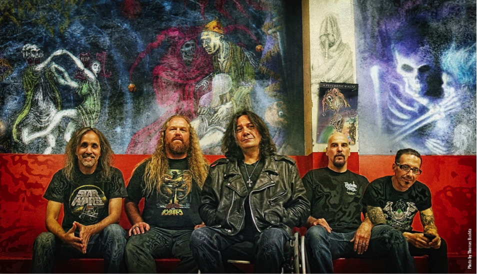PSYCHOTIC WALTZ – sign to InsideOutMusic for release of first new album in 23 years!