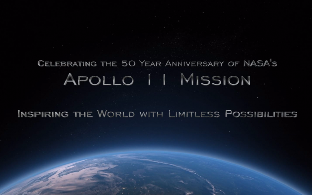 NASA Joins Forces with Alan Parsons to Celebrate Apollo 11's 50th Anniversary