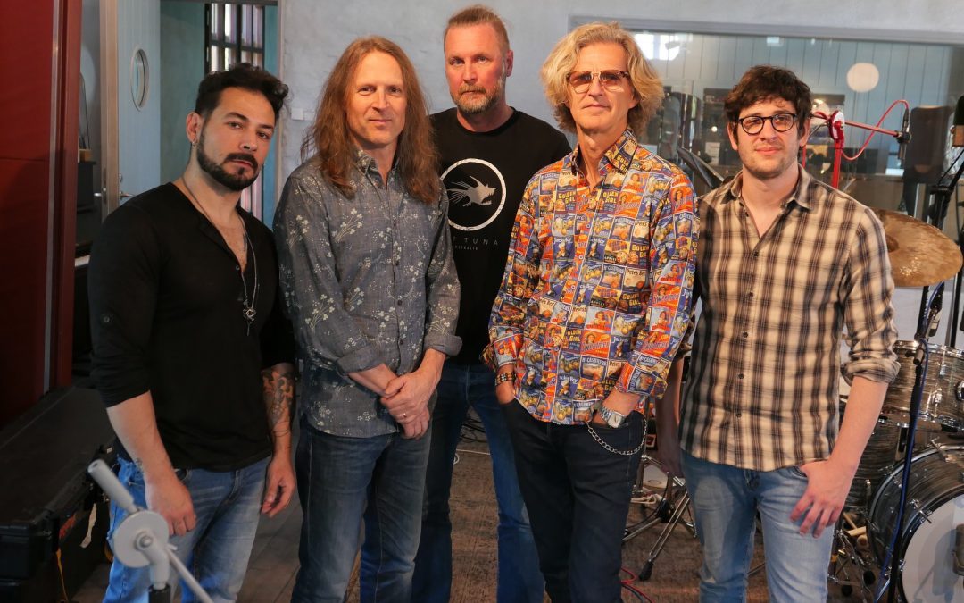 The Flower Kings announce studio double-album 'Waiting For Miracles'