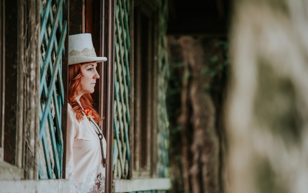 Elizabeth Anne Jones Talks about the music and inspiration behind Elfin Bow