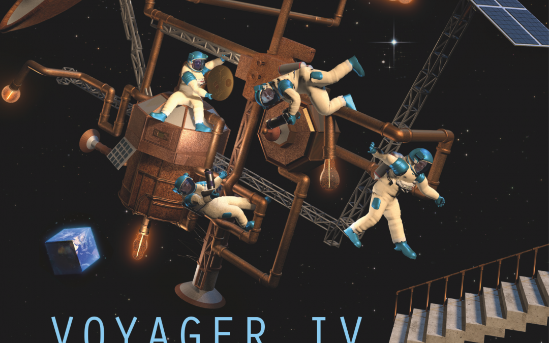 Voyager IV – Pictures at an Exhibition – Melodic Revolution Records