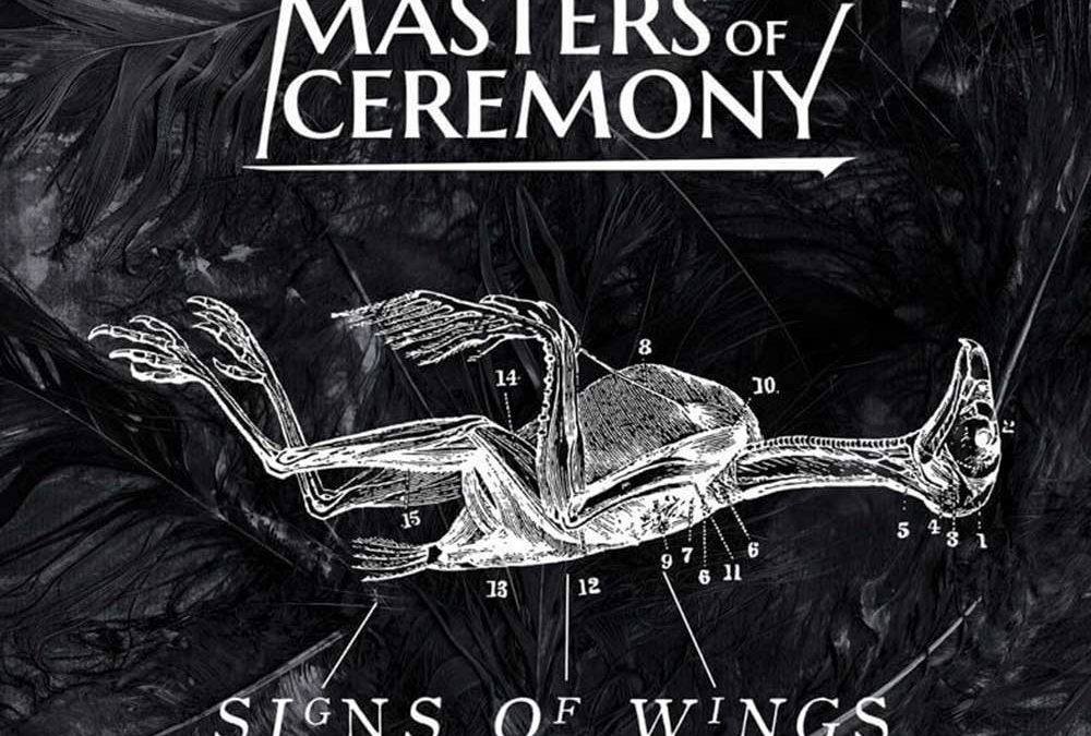 """SASCHA PAETH'S MASTER OF CEREMONY releases """"Signs of Wings"""""""
