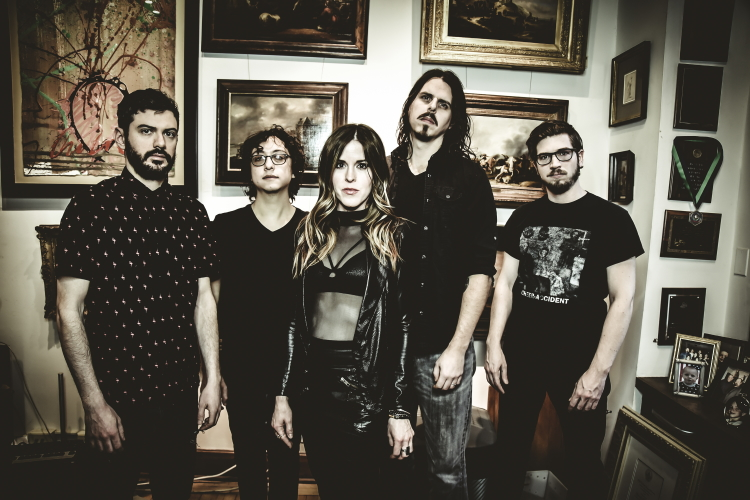 """Modern Prog Band District 97 To Tour In Support of New Album Release """"Screens"""""""