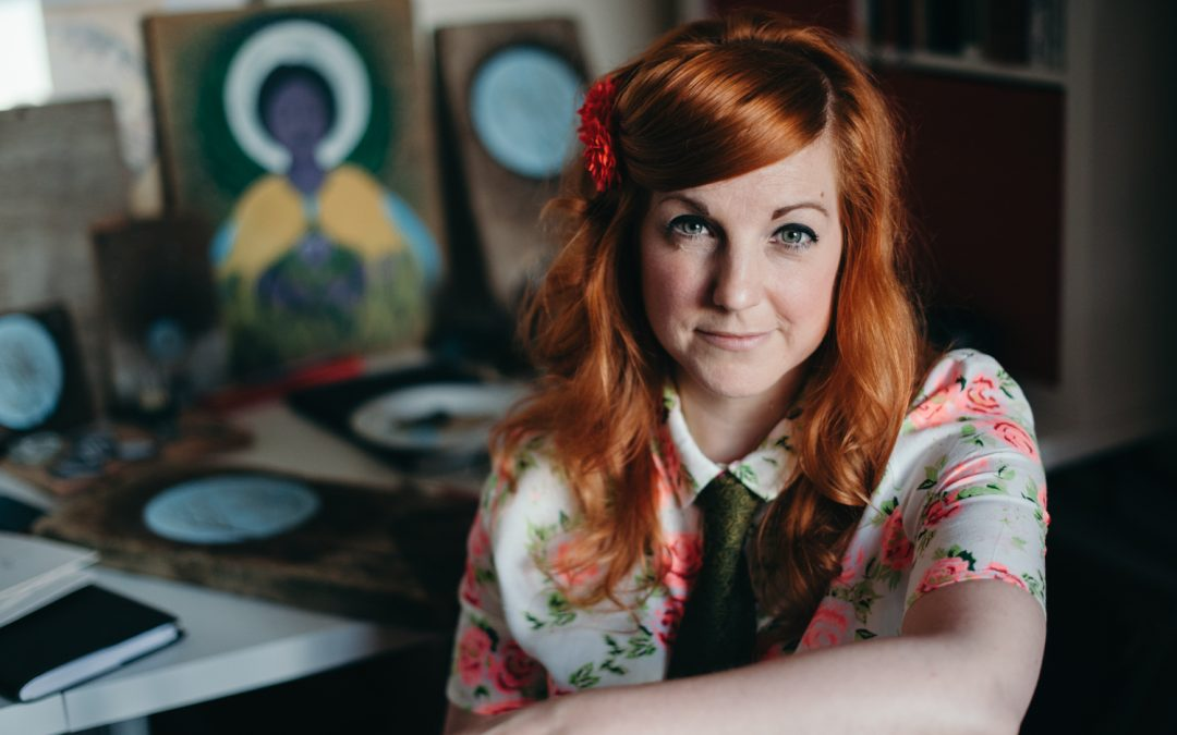 UK Psych-roots folk-pop​ artist Elfin Bow Signs with US Label PeacockSunrise Records