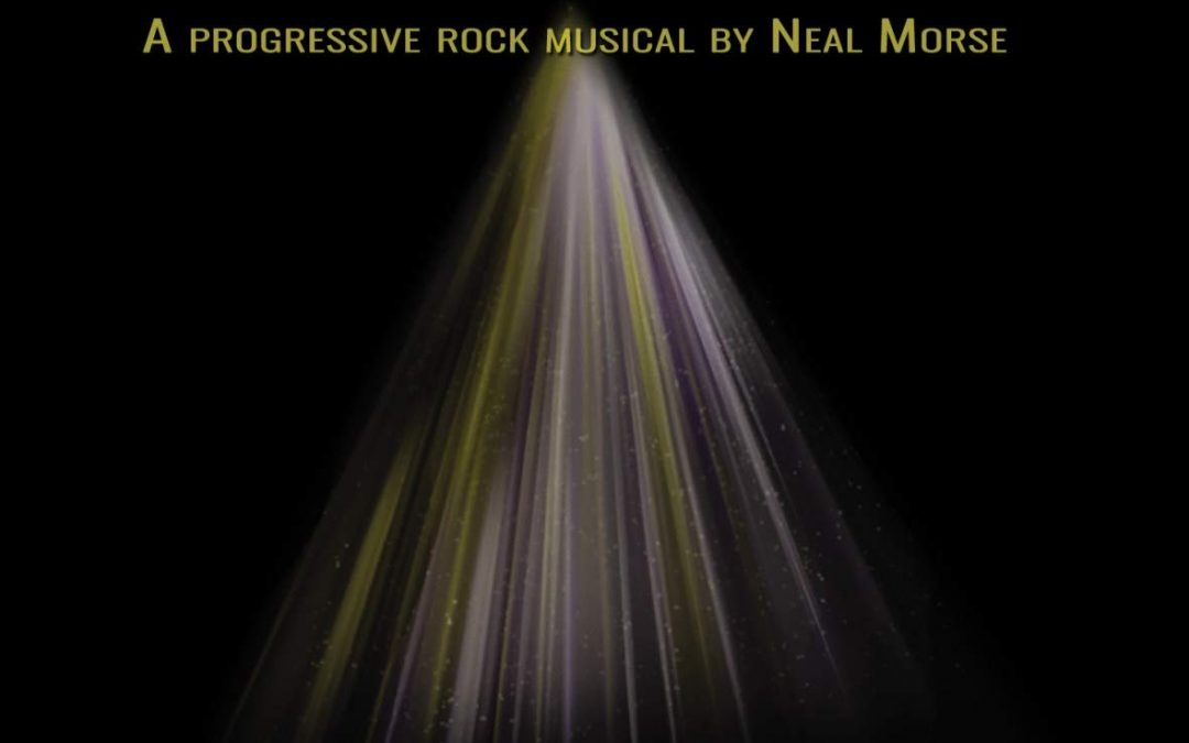 NEAL MORSE – JESUS CHRIST THE EXORCIST – FRONTIERS MUSIC