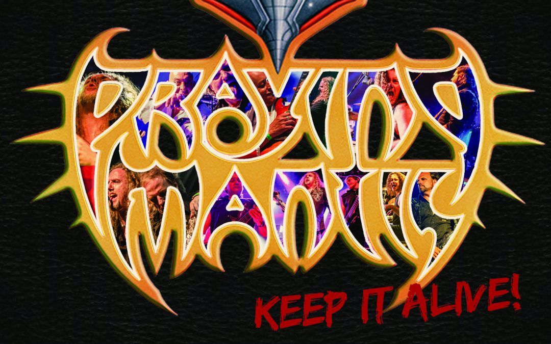 Praying Mantis Keep It Alive with new CD/DVD release