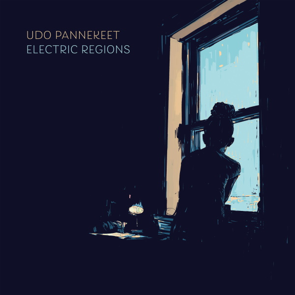 Focus Bass Player Udo Pannekeet Announces the Release of His New Solo Album Electric Regions – OUT NOW!