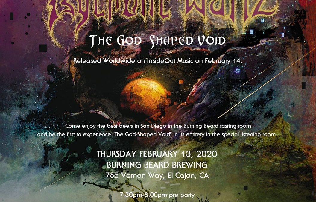 Psychotic Waltz to premiere 'The God-Shaped Void' at listening party