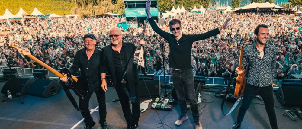 Classic Rock Legends Wishbone Ash Celebrates the 50th Anniversary With US Spring Tour 2020