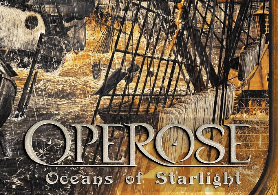 """OPEROSE to Release 2nd Album """"Oceans of Starlight"""""""