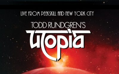 TODD RUNDGREN'S UTOPIA Benefit For Moogy Klingman 2011 Reunion Concert Recordings Now Available In A Special Limited Edition 6-Disc Box Set!