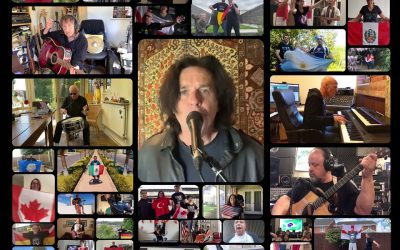 MARILLION – RELEASE LOCKDOWN VERSION OF MADE AGAIN VIDEO
