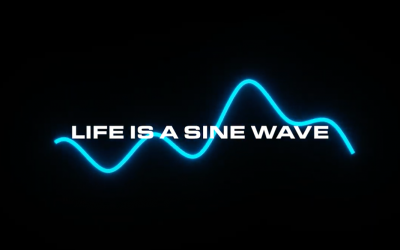 Lonely Robot releases Life Is A Sine Wave (Lyric Video)