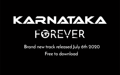 KARNATAKA TO RELEASE NEW SONG 'FOREVER' AS FREE DOWNLOAD