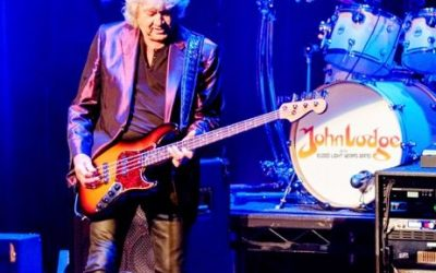 John Lodge releases new single In These Crazy Times (Isolation mix) featuring vocals from Jon Davison from YES. The song was written during isolation.