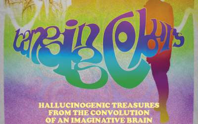 "Banging Colours ""Hallucinogenic Treasures from the Convolution of an Imaginative Brain"" Compilation To Be Released December 4, 2020"