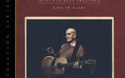 "DEVIN TOWNSEND – announces ""Devolution Series #1 – Acoustically Inclined, Live in Leeds""; launches pre-order and 'Hyperdrive' video"
