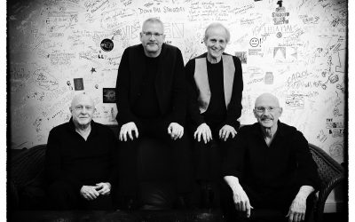 TONY LEVIN & PETE LEVIN are heading foLEVINr the VACCINATING RHYTHM TOUR 2021 with LEVIN BROTHERS