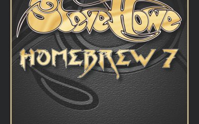 Steve Howe Announces Release of Homebrew 7 on 30th July